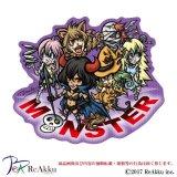 ハロウィンステッカー-MONSTE-Dsuke
