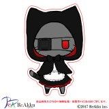 傷ネコさん(黒頭巾)-舞夢