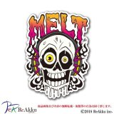 MELT SKULL RED-ZIMMA