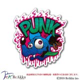 PUNK RAT BLUE-ZIMMA