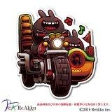 バイクうさぎゃん-JAIBON