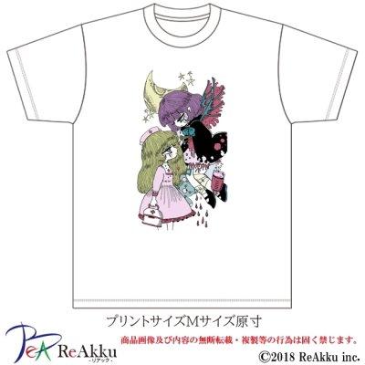 画像2: 【Tシャツ】吸血鬼-シウ(画像をクリックで販売ページ)