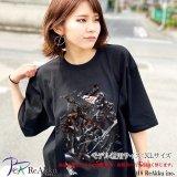 【Tシャツ】シーエ_骨型集合-Deino(画像をクリックで販売ページ)