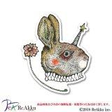 角ウサギ-原良輔