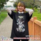 【Tシャツ】月の亡命-シウ (画像をクリックで販売ページ)