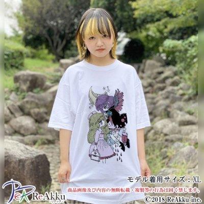 画像1: 【Tシャツ】吸血鬼-シウ(画像をクリックで販売ページ)