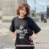 【Tシャツ】血[黒]-nogi(画像をクリックで販売ページ)