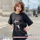 【Tシャツ】ガスマスクガール-じゅんた(画像をクリックで販売ページ)