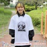 【Tシャツ】カニバルカーニバル-とまん(画像をクリックで販売ページ)