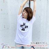 【Tシャツ】犬[白]-nogi(画像をクリックで販売ページ)
