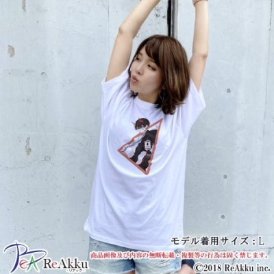 画像1: 【Tシャツ】無病息災-さくしゃ2(画像をクリックで販売ページ)