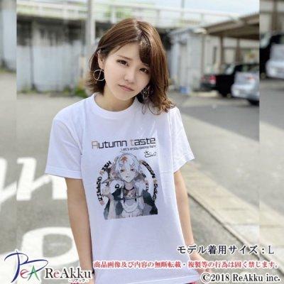 画像1: 【Tシャツ】Autumn taste-さくしゃ2(画像をクリックで販売ページ)